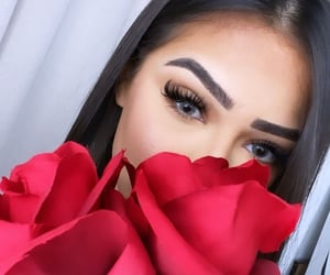 beauty, grins, and rose image