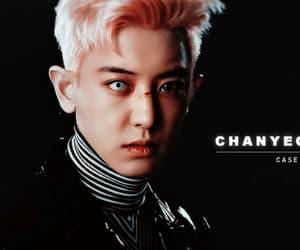 chanyeol, exo, and gif image