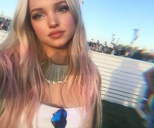 dove cameron, dove, and coachella image