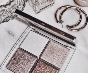 dior, beauty, and makeup image