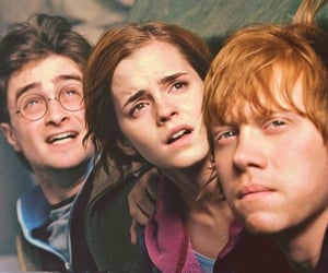 friendship, friends, and ron weasly image