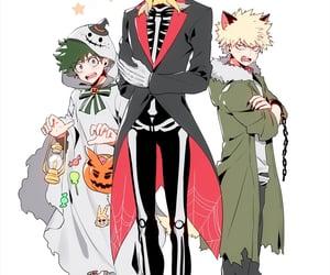 boku no hero academia, all might, and anime image