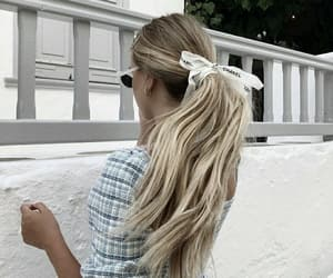 hair, chanel, and girl image