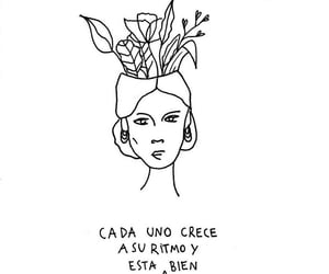frases, dibujo, and quotes image