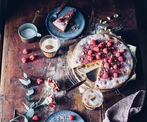 breakfast, cake, and food image