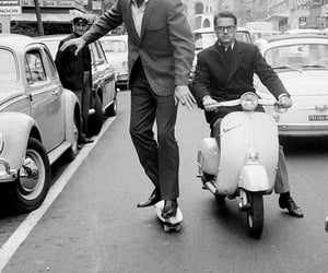 clint eastwood, rome, and skateboard image