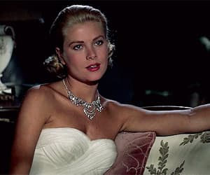 beauty, grace kelly, and blonde image