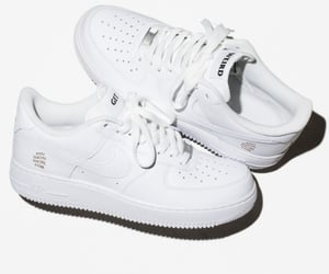 AF1, air force 1, and sneakers image
