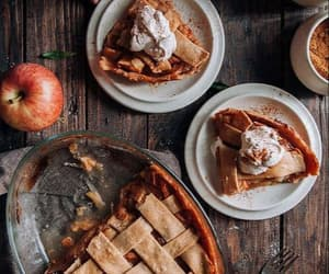 Apple Pie, autumn, and fall image