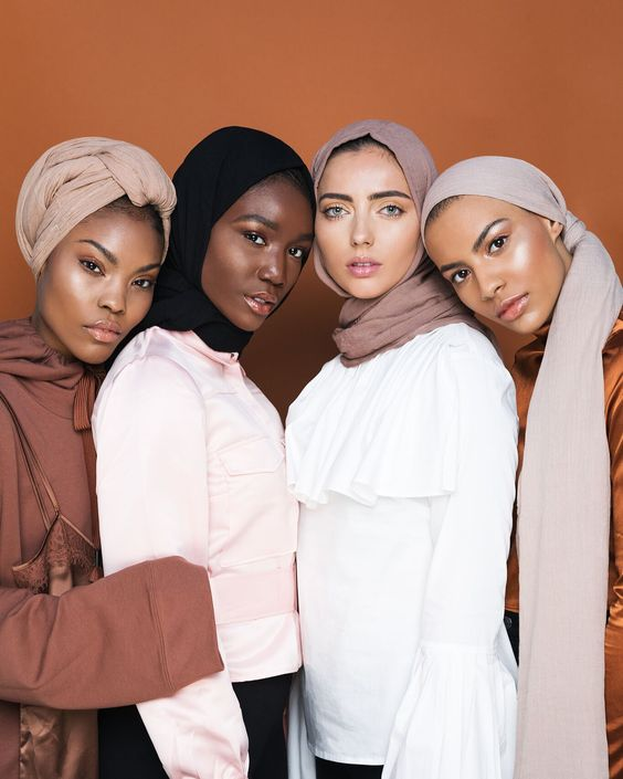 article, beauty, and muslim image