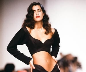 1990, 90s, and fashion image