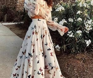 butterfly, fashion, and love image