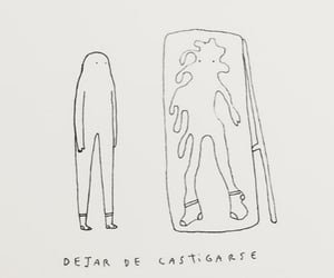 art, draw, and frases image
