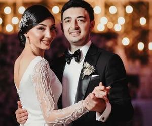 couple, dance, and wedding image