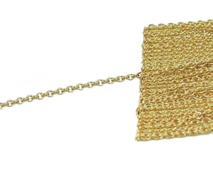 etsy, chainbracelet, and chain necklace image
