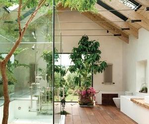 interior, design, and bathroom image
