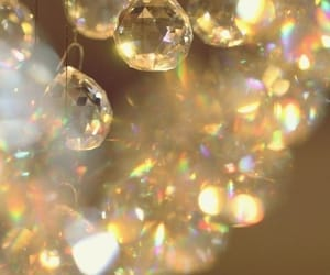 glitter, magical, and prism image