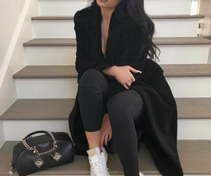 kylie jenner, style, and kardashian image
