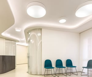 medical interior design, medical fitouts, and medical centre fitouts image