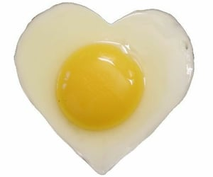 egg and heart image