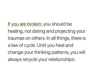 gf, heartbreak, and heartbroken image