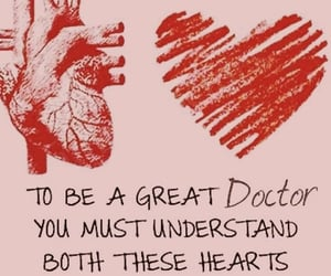 doctor and heart image