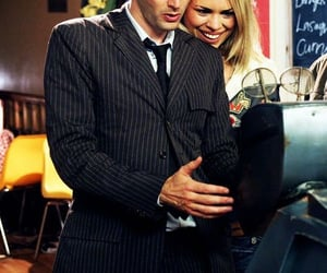 david tennant, ten, and doctor who image