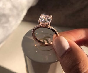 luxury, ring, and beautiful image