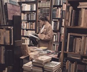 beautiful, books, and love image