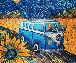 arte, funny, and vw image