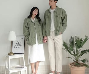 couple, ulzzang, and family image