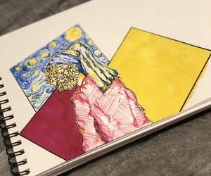 art, inspiration, and van gogh image