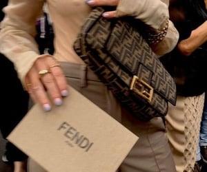 fashion, fendi, and style image