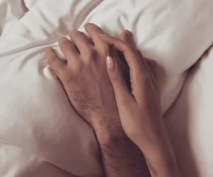 holding hands, Relationship, and relationships image