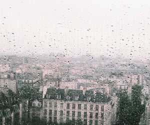 city, skyline, and window image