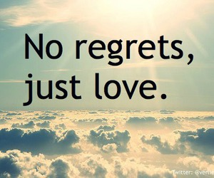 clouds, sky, and love quotes image