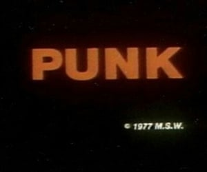 grunge, punk, and red image