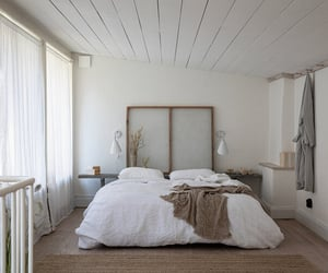 apartment, bedroom, and house image