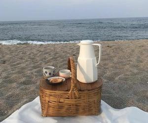 beach, outdoors, and natureza image