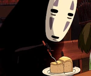 anime, magical, and no face image