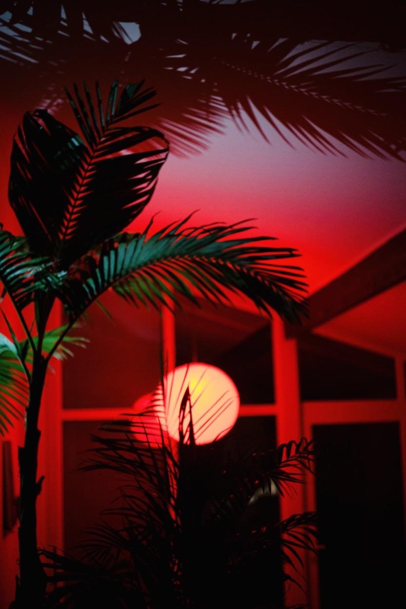 Get Red Vaporwave  PNG