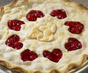 food, aesthetic, and pie image