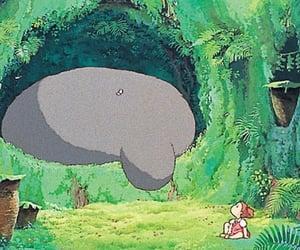 anime, となりのトトロ, and Hayao Miyazaki image
