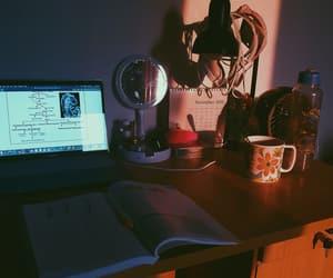 college, exam, and school image