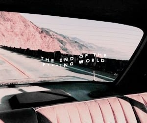 Alyssa, the end of the world, and f***ing world image