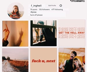 aesthetic, Alyssa, and the end of the world image