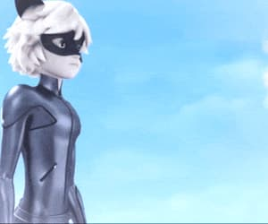 Chat Noir, chat blanc, and miraculous image