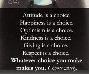 choice, giving, and quote image