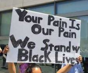 matter, pain, and protest image