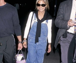 1990s, fashion, and 90s image
